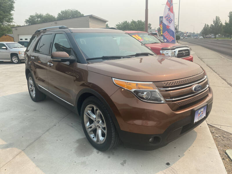 2012 Ford Explorer for sale at Allstate Auto Sales in Twin Falls ID
