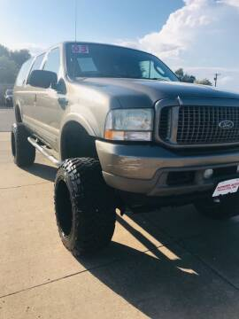2003 Ford Excursion for sale at Pioneer Auto in Ponca City OK