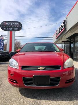 2007 Chevrolet Impala for sale at i3Motors in Baltimore MD