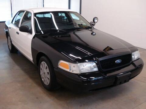 2010 Ford Crown Victoria for sale at DRIVE INVESTMENT GROUP in Frederick MD