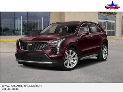 2021 Cadillac XT4 for sale at Ron Carter  Clear Lake Used Cars in Houston TX