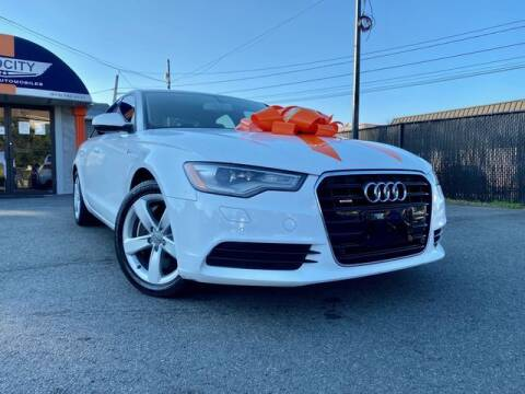 2012 Audi A6 for sale at OTOCITY in Totowa NJ