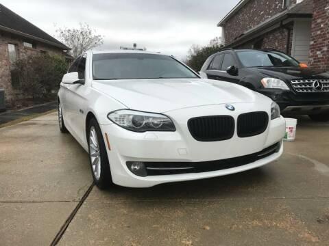 2013 BMW 5 Series for sale at Port City Auto Sales in Baton Rouge LA