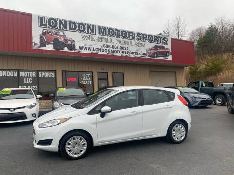 2016 Ford Fiesta for sale at London Motor Sports, LLC in London KY