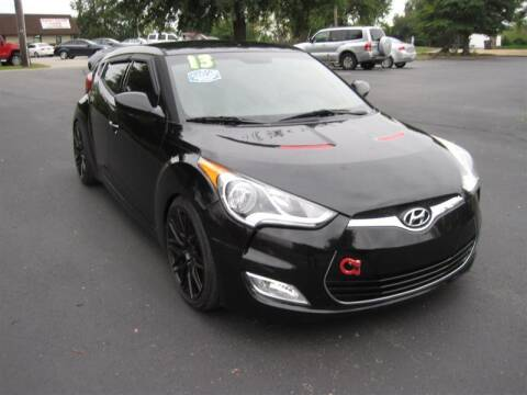 2013 Hyundai Veloster for sale at Reza Dabestani in Knoxville TN