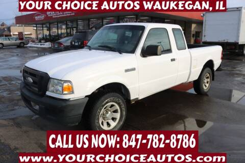 2006 Ford Ranger for sale at Your Choice Autos - Waukegan in Waukegan IL