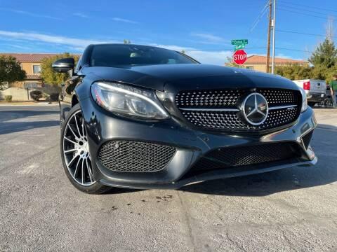 2017 Mercedes-Benz C-Class for sale at Boktor Motors in Las Vegas NV