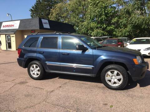 2010 Jeep Grand Cherokee for sale at Gordon Auto Sales LLC in Sioux City IA