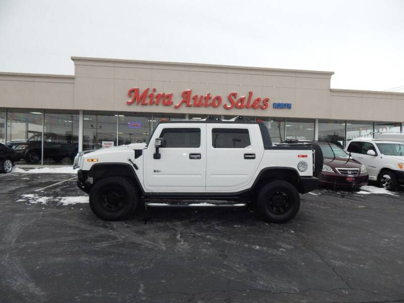 2006 HUMMER H2 SUT for sale at Mira Auto Sales in Dayton OH