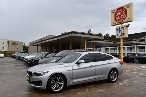 2018 BMW 3 Series for sale at Houston Used Auto Sales in Houston TX