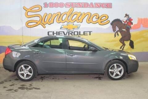 2008 Pontiac G6 for sale at Sundance Chevrolet in Grand Ledge MI