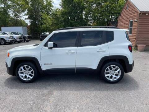 2017 Jeep Renegade for sale at Super Cars Direct in Kernersville NC