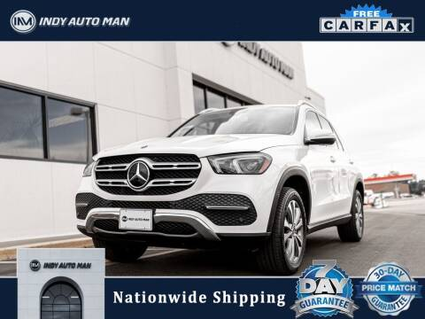 2020 Mercedes-Benz GLE for sale at INDY AUTO MAN in Indianapolis IN