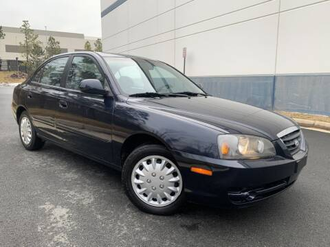 2005 Hyundai Elantra for sale at PM Auto Group LLC in Chantilly VA