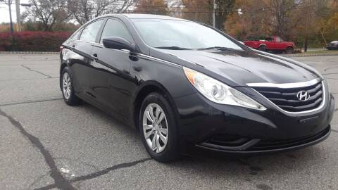 2013 Hyundai Sonata for sale at Jan Auto Sales LLC in Parsippany NJ
