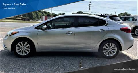 2014 Kia Forte for sale at Square 1 Auto Sales - Commerce in Commerce GA