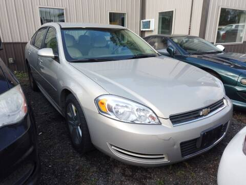 2011 Chevrolet Impala for sale at RS Motors in Falconer NY