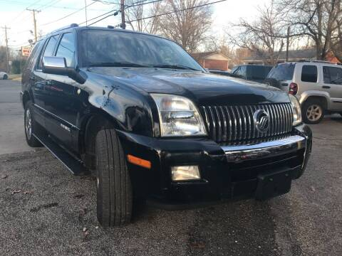 2008 Mercury Mountaineer for sale at King Louis Auto Sales in Louisville KY