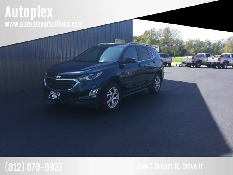 2019 Chevrolet Equinox for sale at Autoplex in Sullivan IN