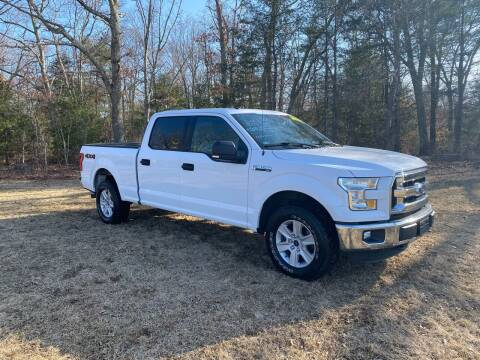 2016 Ford F-150 for sale at Fournier Auto and Truck Sales in Rehoboth MA