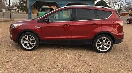 2014 Ford Escape for sale at Chubbuck Motor Co in Ordway CO