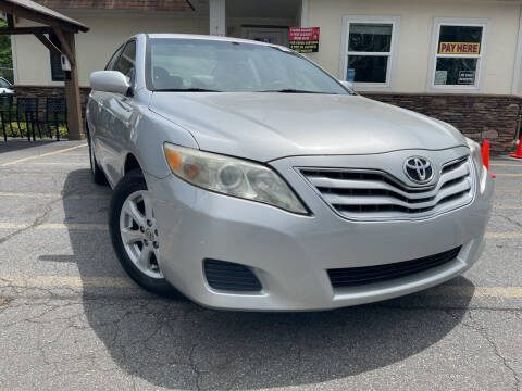 2010 Toyota Camry for sale at Hola Auto Sales Doraville in Doraville GA