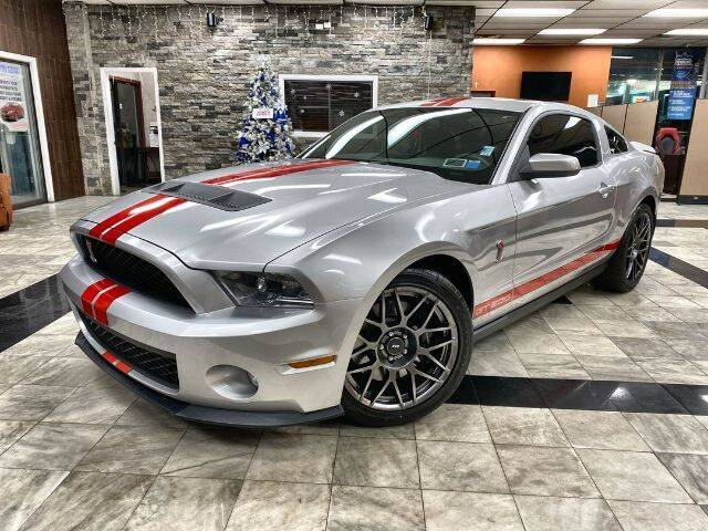 2011 Ford Shelby GT500 for sale at Sonias Auto Sales in Worcester MA