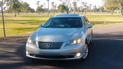2010 Lexus ES 350 for sale at CAR MIX MOTOR CO. in Phoenix AZ