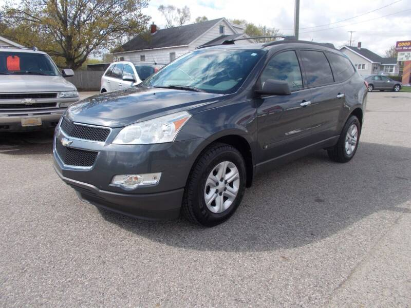 2009 Chevrolet Traverse for sale at Jenison Auto Sales in Jenison MI