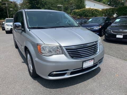2012 Chrysler Town and Country for sale at Direct Auto Access in Germantown MD