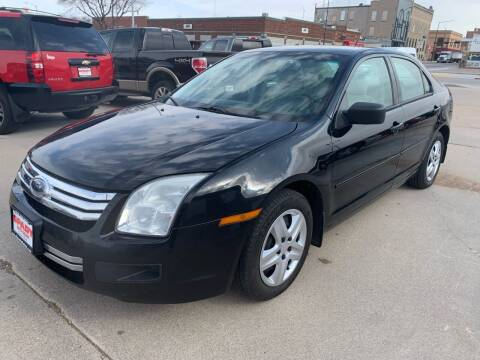 2008 Ford Fusion for sale at Spady Used Cars in Holdrege NE