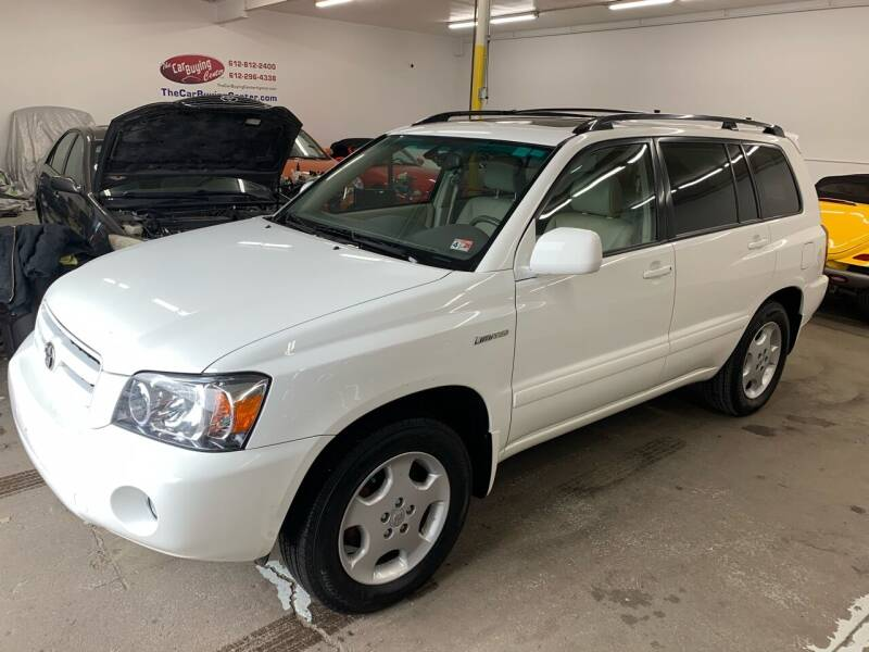 2005 Toyota Highlander for sale at The Car Buying Center in St Louis Park MN