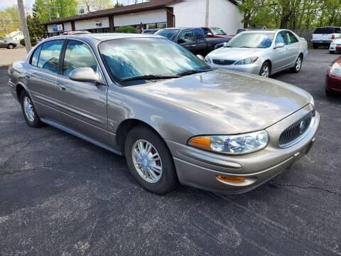 2002 Buick LeSabre for sale at Prospect Auto Mart in Peoria IL