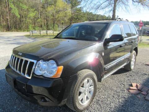2009 Jeep Grand Cherokee for sale at Bullet Motors Charleston Area in Summerville SC