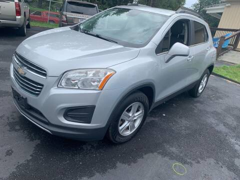 2015 Chevrolet Trax for sale at Capital Mo Auto Finance in Kansas City MO