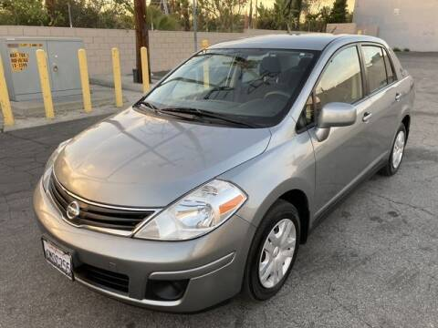 2010 Nissan Versa for sale at Hunter's Auto Inc in North Hollywood CA