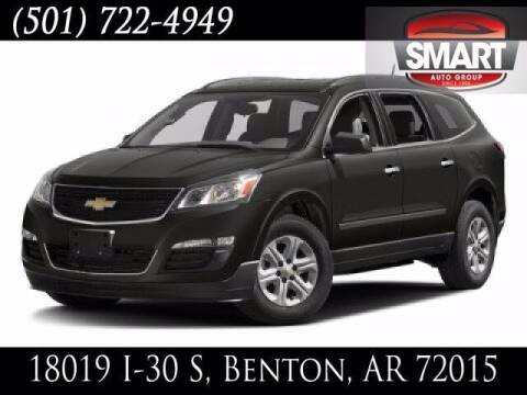 2016 Chevrolet Traverse for sale at Smart Auto Sales of Benton in Benton AR