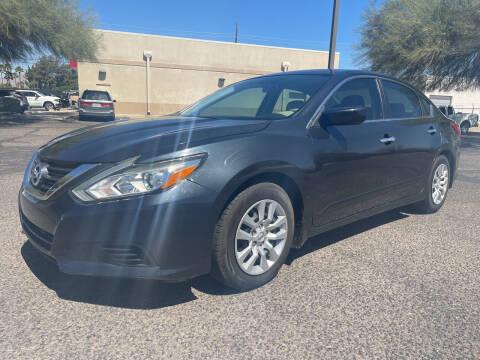 2016 Nissan Altima for sale at Tucson Auto Sales in Tucson AZ