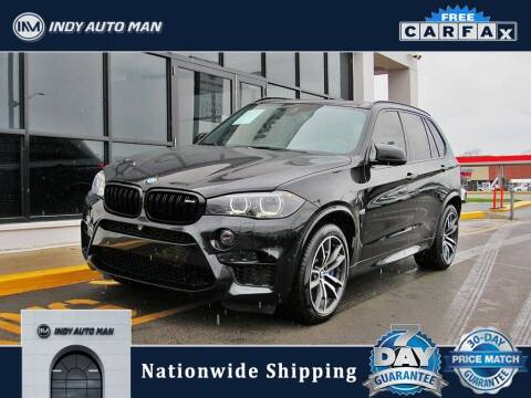 2015 BMW X5 M for sale at INDY AUTO MAN in Indianapolis IN