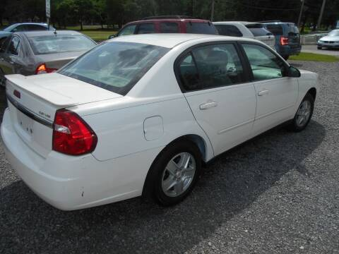 2005 Chevrolet Malibu for sale at English Autos in Grove City PA