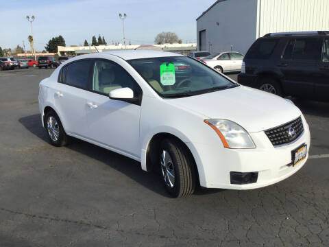 2007 Nissan Sentra for sale at My Three Sons Auto Sales in Sacramento CA