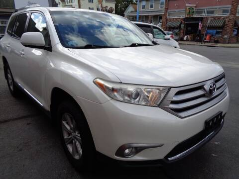 2011 Toyota Highlander for sale at Best Choice Auto Sales Inc in New Bedford MA