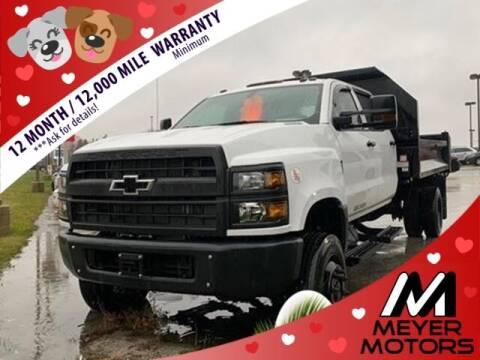 2019 Chevrolet Silverado 5500 for sale at Meyer Motors in Plymouth WI