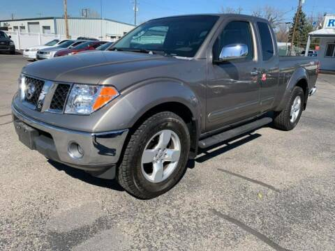 2006 Nissan Frontier for sale at RABI AUTO SALES LLC in Garden City ID