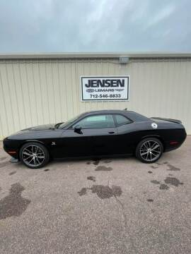 2018 Dodge Challenger for sale at Jensen's Dealerships in Sioux City IA
