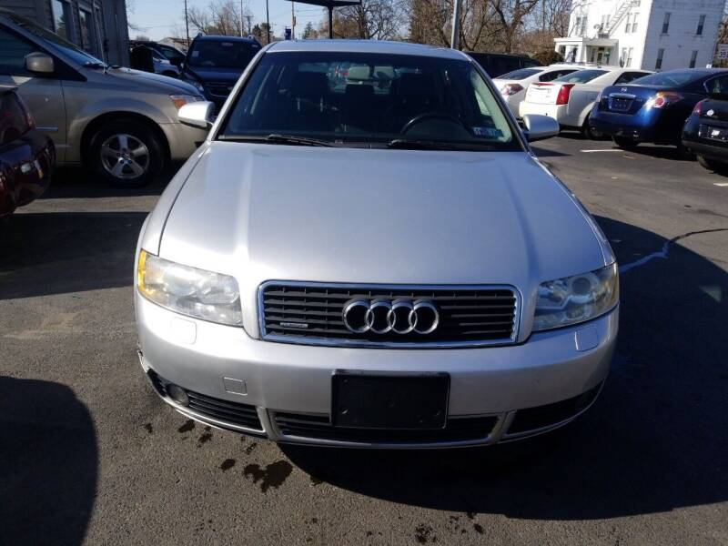 2005 Audi A4 for sale at Roy's Auto Sales in Harrisburg PA