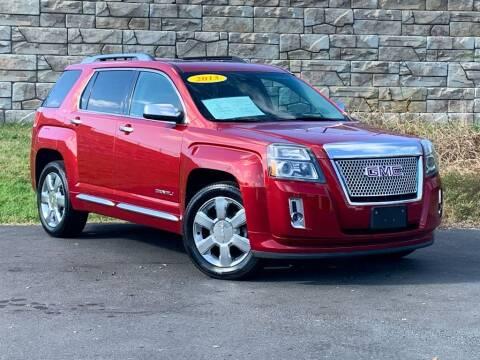 2013 GMC Terrain for sale at Car Hunters LLC in Mount Juliet TN