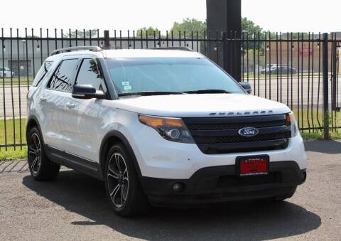 2015 Ford Explorer for sale at Avanesyan Motors in Orem UT
