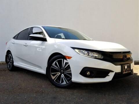 2017 Honda Civic for sale at Planet Cars in Berkeley CA