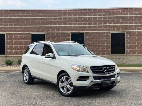 2013 Mercedes-Benz M-Class for sale at A To Z Autosports LLC in Madison WI